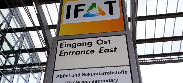 Targi IFAT 14-18.05.2018 w Monachium