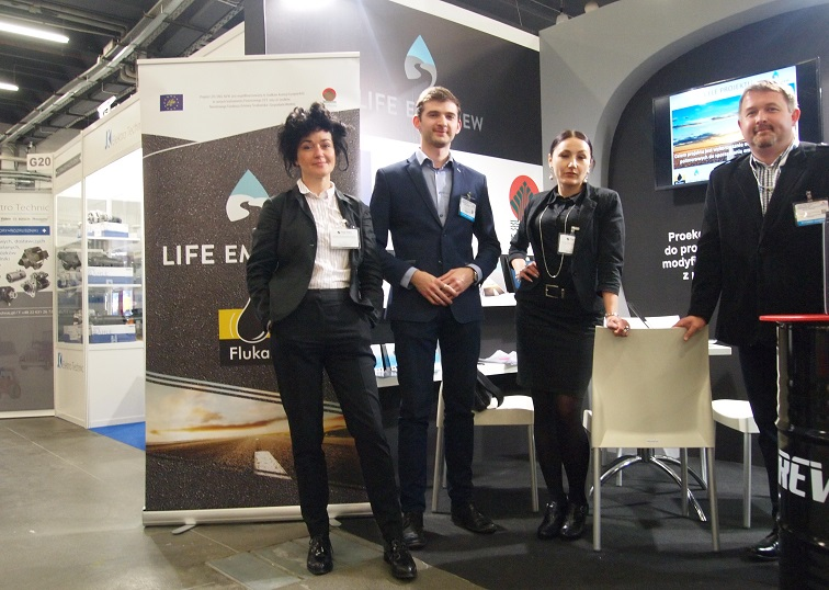 Global scale innovation  Polish company will build pilot installation for production of bitumen emulsions