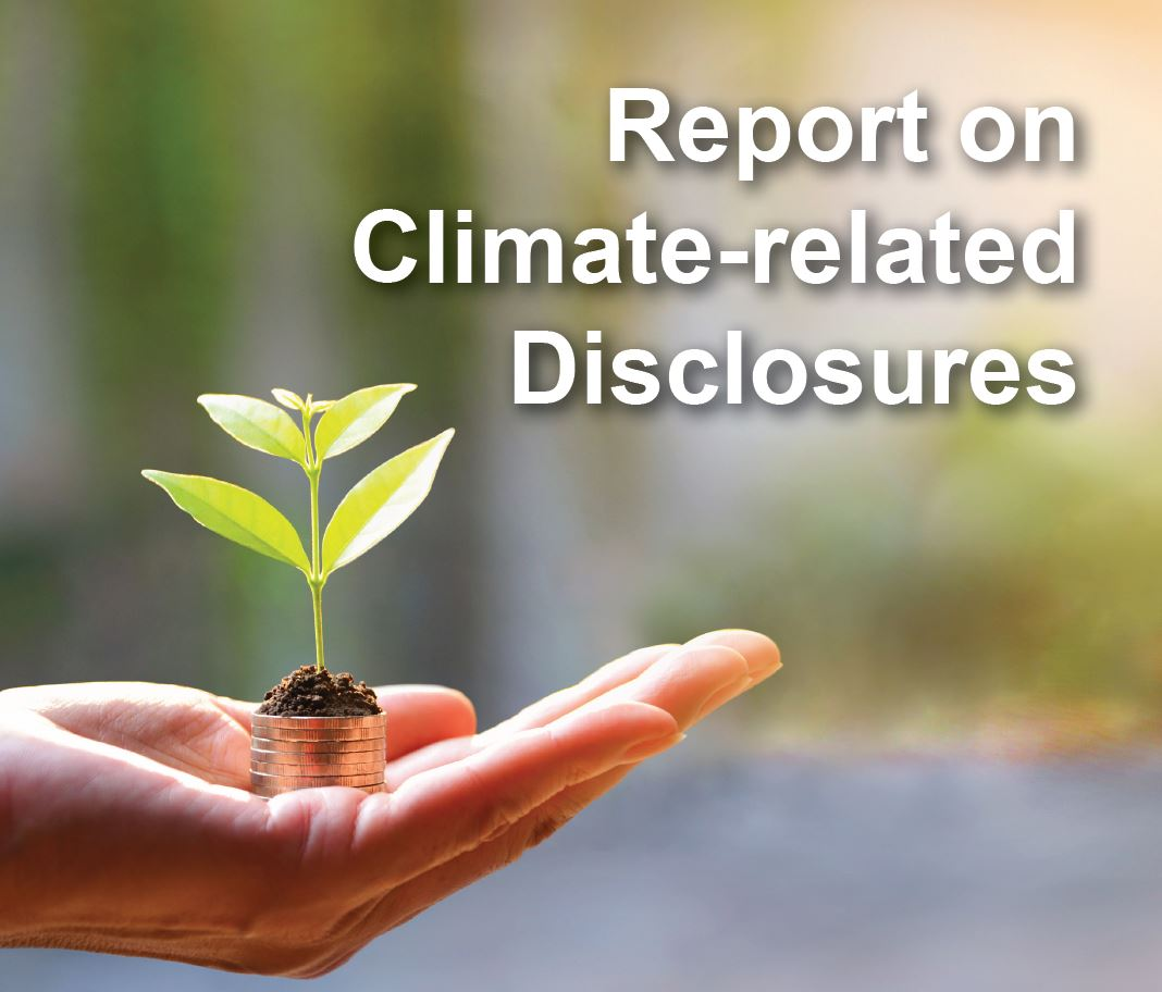 Commission expert group issues first report on disclosure of climate-related information
