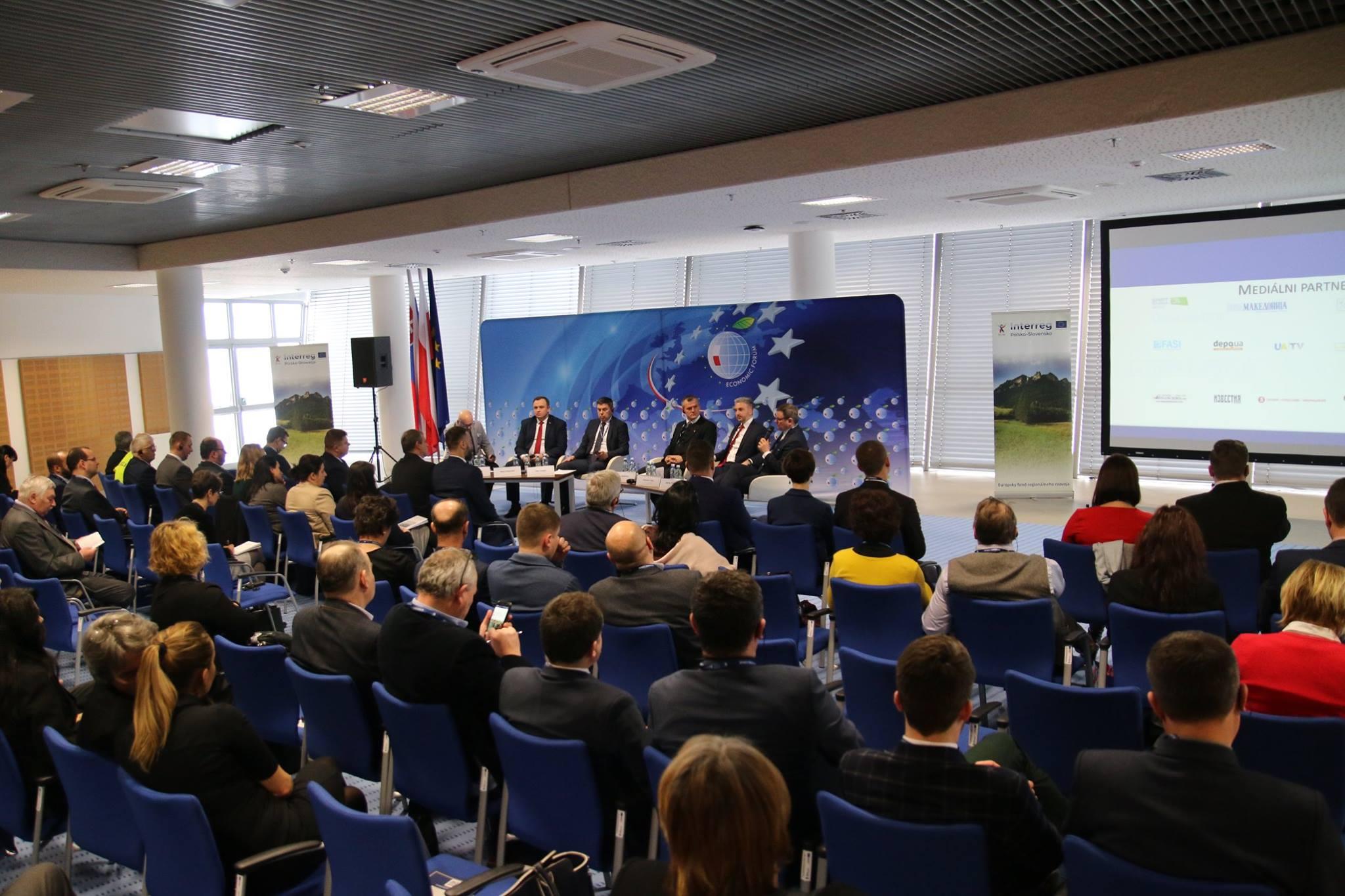I Forum Słowackie w Jasionce koło Rzeszowa