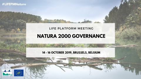Integrated projects and Natura 2000 – large scale solutions for Europe