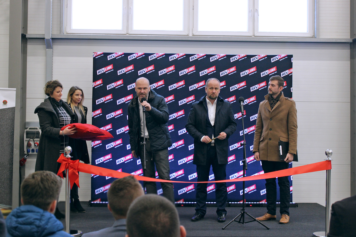 Big opening in Kędzierzyn-Koźle. Polish company launches an innovative installation