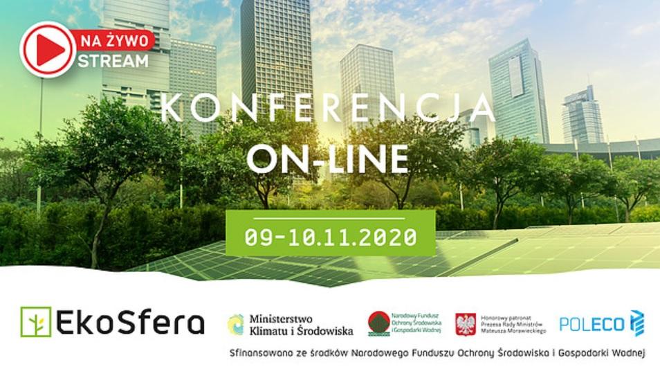 Konferencja EkoSfera z udziałem NFOŚiGW